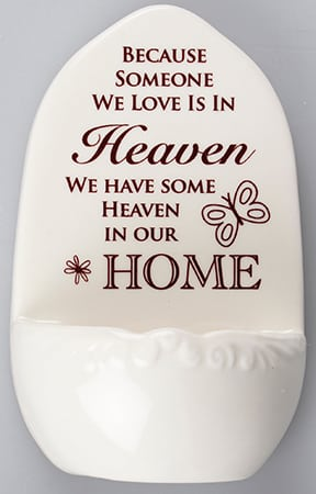Someone In Heaven Porcelain Font