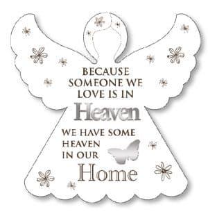 Loving Memory Wood Plaque