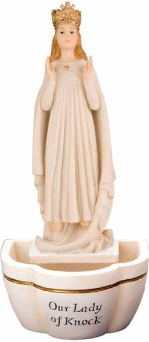 Our Lady Of Knock Florentine Resin Font