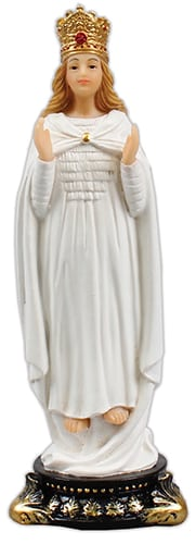 Our Lady Of Knock Florentine Statue