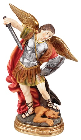 Saint Michael Renaissance Statue