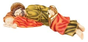 Sleeping Saint Joseph Renaissance Statue