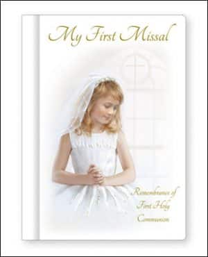 Communion Book Girl