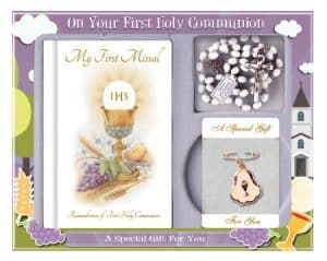 Communion Gift Set