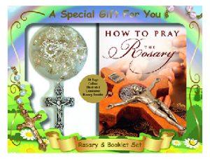 Knock Novena Rosary Beads