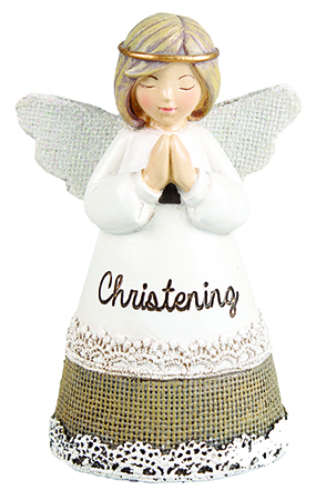 Angel  Resin Statue – Christening