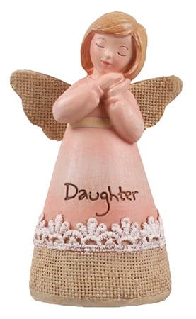 Angel Resin Statue – Daughter
