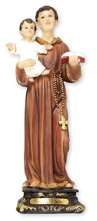 Saint Anthony Florentine Statue