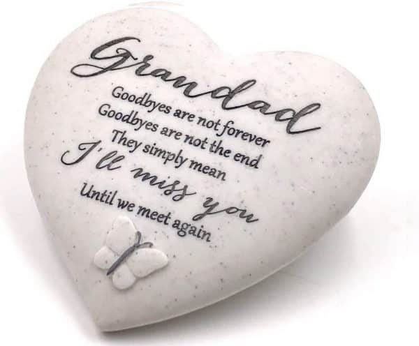 grandad grave stone
