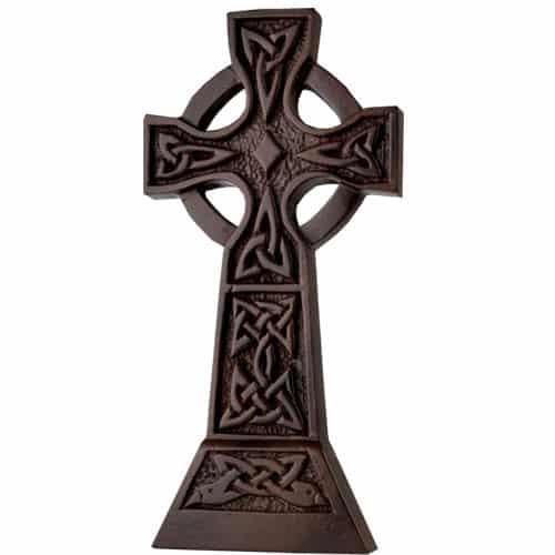 turf celtic cross