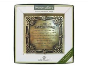 Old Irish Blessing Plaque