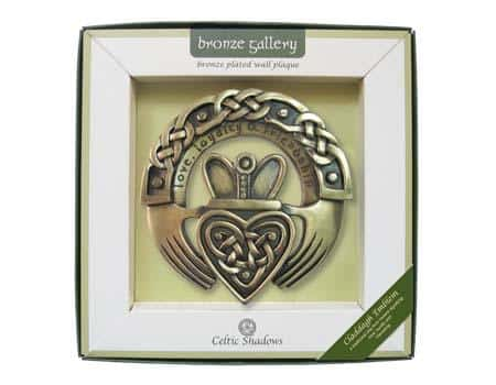 Bronze Claddagh Ring