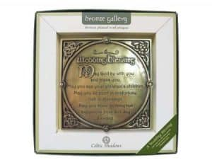 Wedding Blessing Wall Plaque