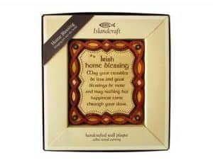 Irish Home Blessing Wall Hanging