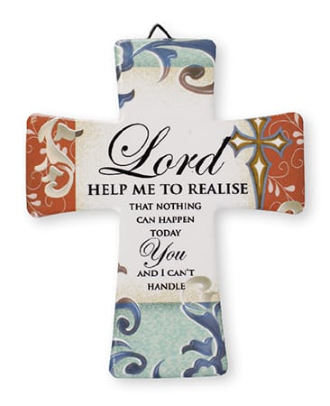 Lord Help me cross