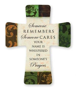 Porcelain Cross – Someone Remembers