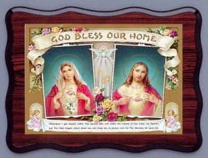 House Blessing – Laminated Picture
