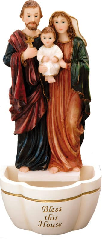 holy family font