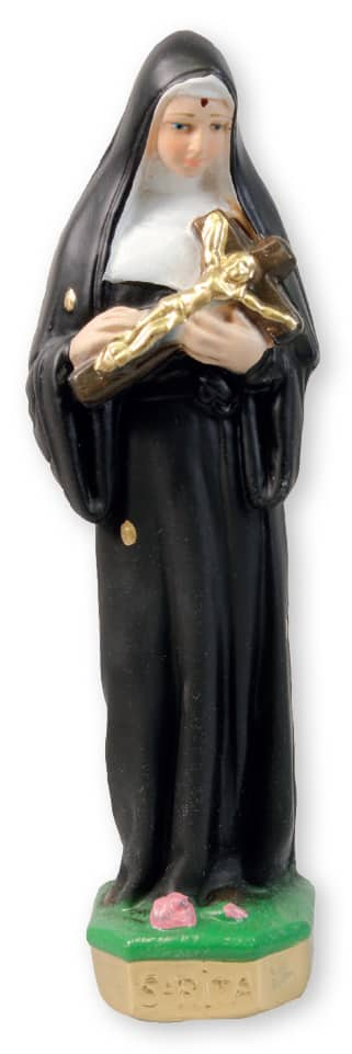 St Rita Statue