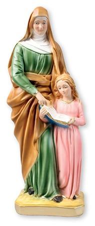 St. Anne Chalk Statue