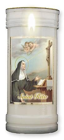 St Rita Candle