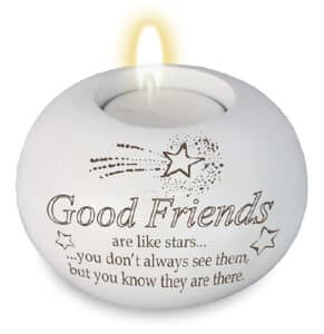 Friends Candle holder