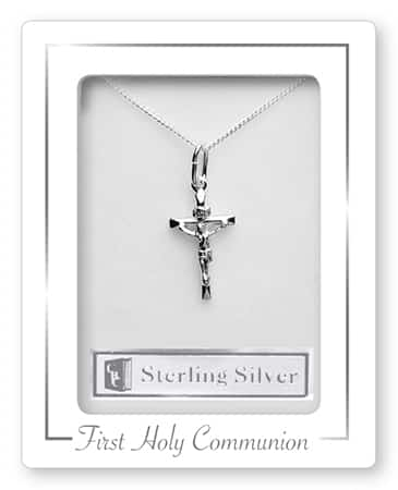 Communion Cross & Chain