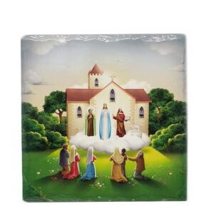 Knock Apparition Square Tile