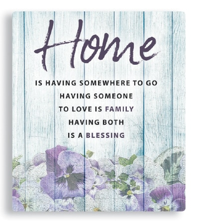 home blessing