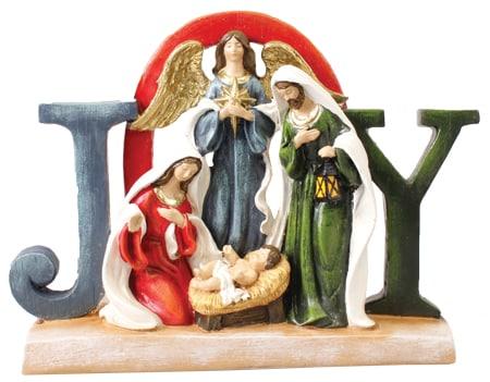 holy family - joy