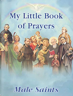 Male Saints Prayer Book
