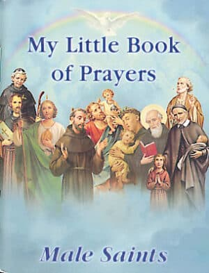 Little Book of Prayers – Male Saints