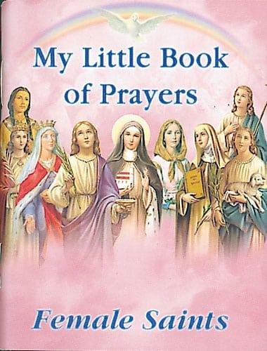 Female Saints prayer book