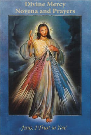 Booklet – Novena of Divine Mercy
