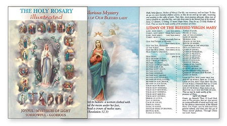 Small Rosary Book