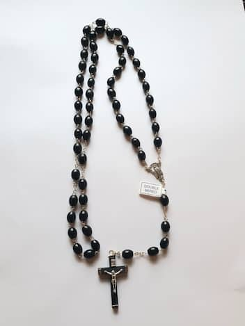 Our Lady Double Wired Beads