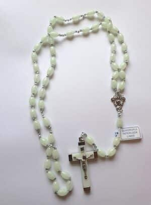 Our Lady Luminous Beads
