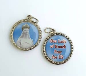 Knock Medal – Our Lady
