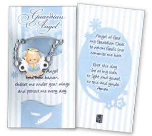 Bracelet-Guardian Angel-Blue