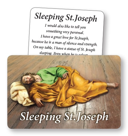 Sleeping Saint Joseph