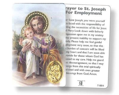 Prayer for Unemployment