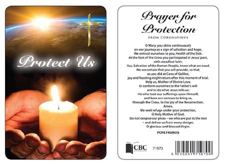 Prayer for corna