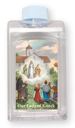 Knock Holy Water Bottle –  5 1/2 inch