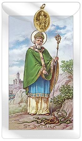 St. Patrick Prayer Leaftlet