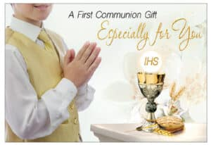 Communion Card/Boy/Money Wallet