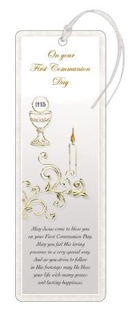 Bookmark – Communion Symbolic