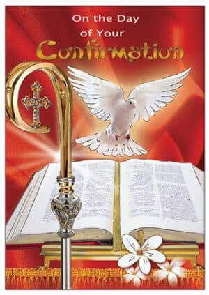 Confirmation Card/Symbolic