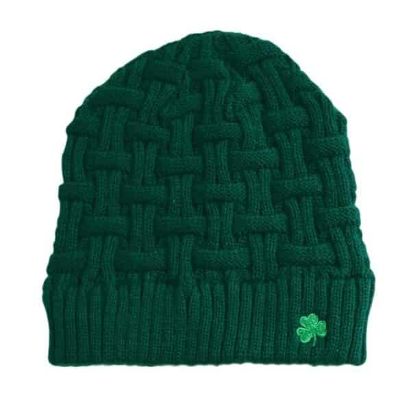 Irish Beanie hat