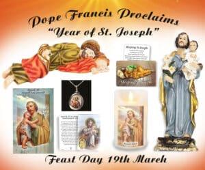 Sleeping St Joseph