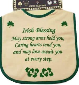 Baby Bib-Irish Blessing